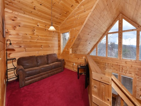 Pigeon Forge - Eagle View - Sitting Area