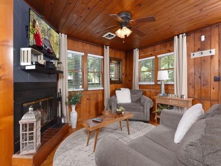 River Romance - Living Room