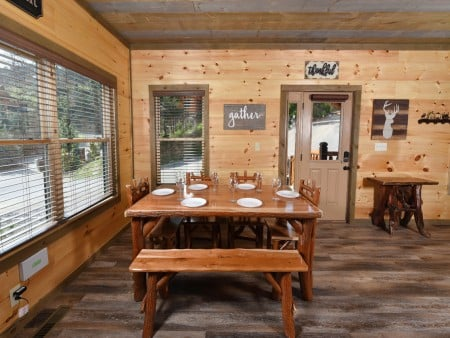 Gatlinburg - Splash N' Views - Kitchen