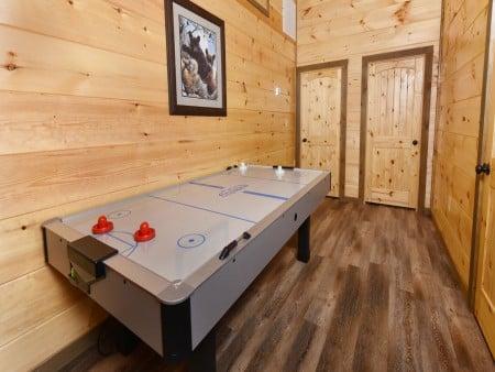 Gatlinburg - Splash N' Views - Rec Room