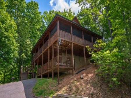 Pigeon Forge - Eagle View - Exterior