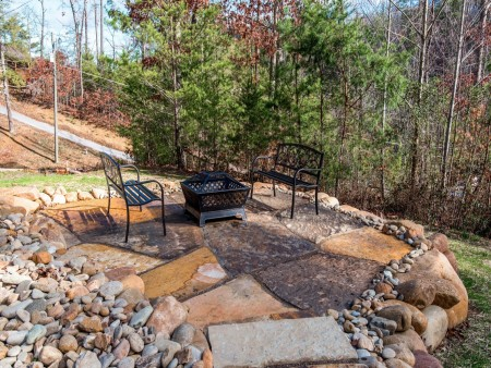 Pigeon Forge - A Sweet Retreat - Fire Pit
