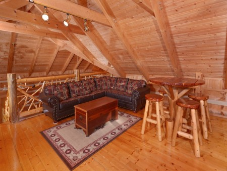 Pigeon Forge - A Sweet Retreat - Gameroom Lounge