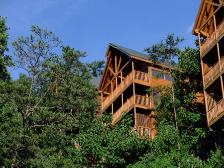Pigeon Forge - Bearway to Heaven - Exterior