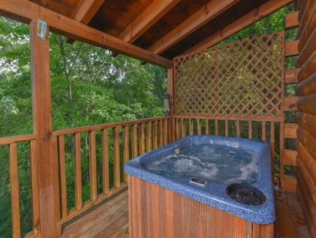 Pigeon Forge - Big Chill - Hot Tub