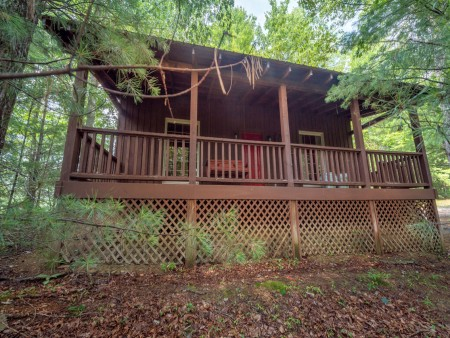 Pigeon Forge Cabin - Heart's Desire - Exterior