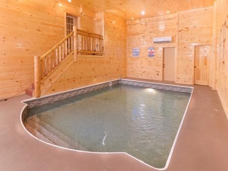 Pigeon Forge - Majestic Lodge - pool