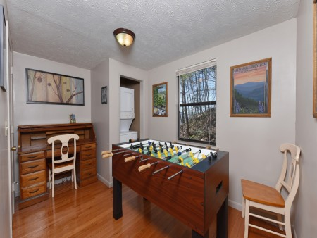 Pigeon Forge Cabin- Over The Top – Rec Room