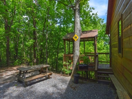 Pigeon Forge Cabin - Serenity - Exterior