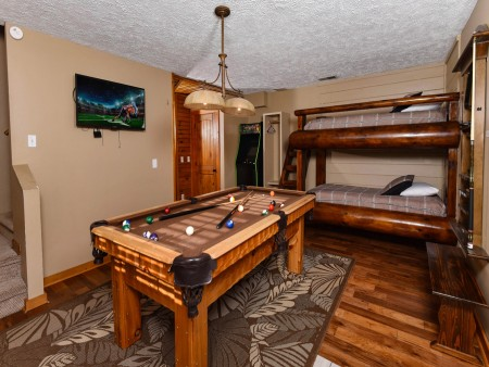 Pigeon Forge - Smoky View On the Rocks - Gameroom TV