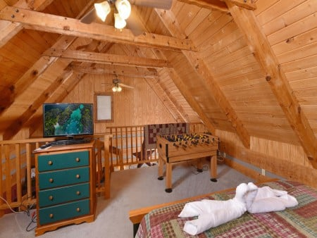 Pigeon Forge - Tranquility - Bedroom
