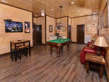 Pigeon Forge - Luxury Lodge - Gameroom