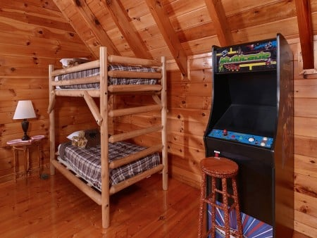 Pigeon Forge - Sherwood Sanctuary - Games