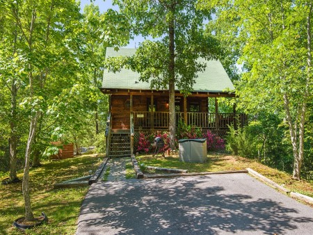 Pigeon Forge - A Smoky Mountain Rose - Exterior