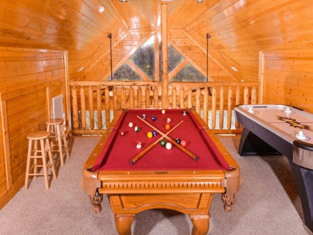 Pigeon Forge - View of God's Country - Recreation Room