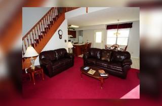 Gatlinburg - Bearly Heaven - Living Room