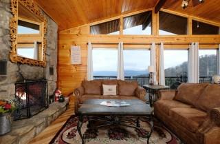 Gatlinburg Cabin Rentals A Million Dollar View