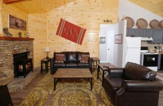 Gatlinburg - A Moment's Peace - Living Room