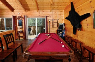 Gatlinburg  - A Top Notch Lodge - Rec Room