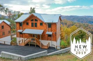 Gatlinburg - Bigger Bear Views Lodge - Exterior