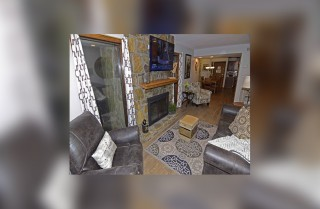 gatlinburg - creekside retreat - living room