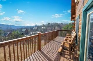 Gatlinburg - Gatlinburg Summit Views - Deck