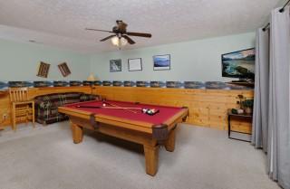 Gatlinburg - Siesta Ridge - Rec Room