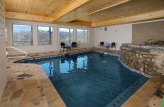 Gatlinburg  - Splash 'N Heavenly Views - Pool