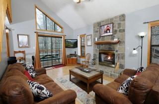 Gatlinburg - Sugar Hollow - Living Room