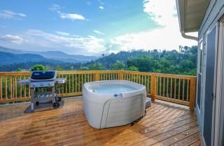 Gatlinburg - Sunny View - Hot Tub