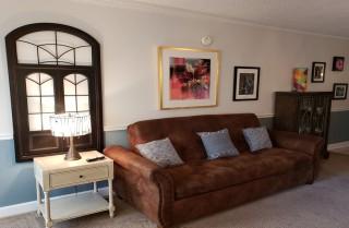 Gatlinburg - Chateau 309 - Living Room