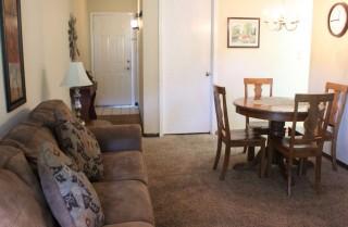 Gatlinburg - Chateau 510 - Living Room