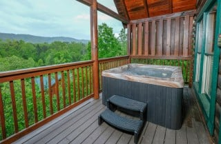 Pigeon Forge - Contentment - Hot Tub