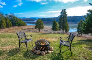 Pigeon Forge - Lakeshore Mountain Lodge - Fire Pit
