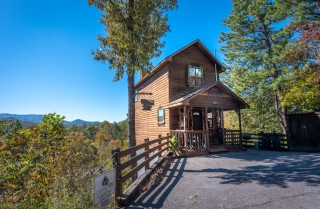 Pigeon Forge Cabins Mountain Romance