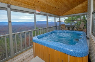 Over the Top - Hot Tub