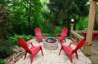 Pigeon Forge - Whiskey Ridge - Fire Pit
