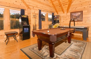 Pigeon Forge - Get Outta Dodge - Gameroom