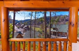 Pigeon Forge Cabins - Simply Amazing - Mountain View
