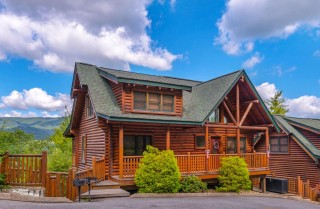 Pigeon Forge Sleepy Hollow Exterior