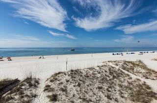 The Beach House - View