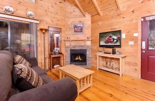 Wild Rose Living Room