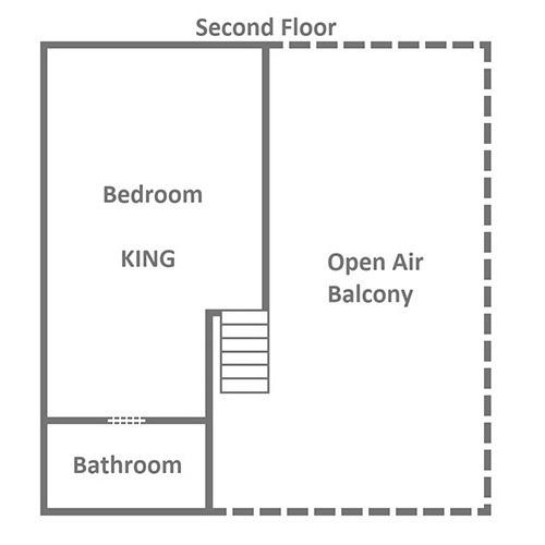 A Li'l Bit of Heaven - Second Floor