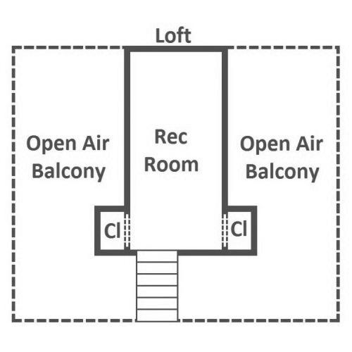 A Romantic Hideaway - Loft