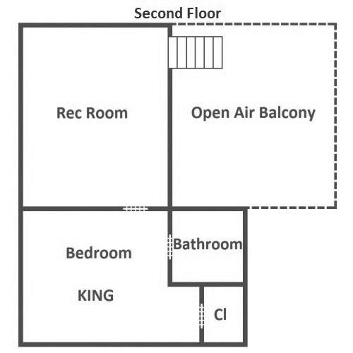 A Suite Escape - Second Floor
