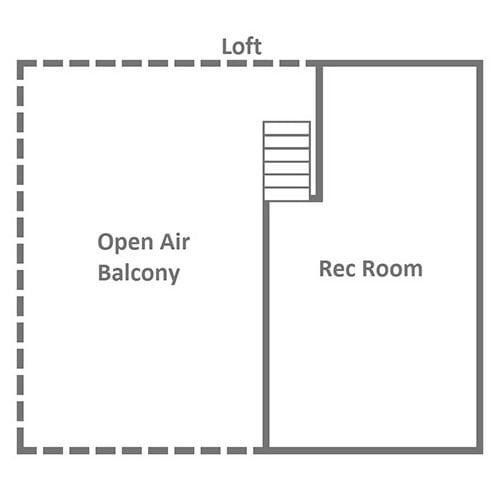 A Wildflower Retreat - Loft