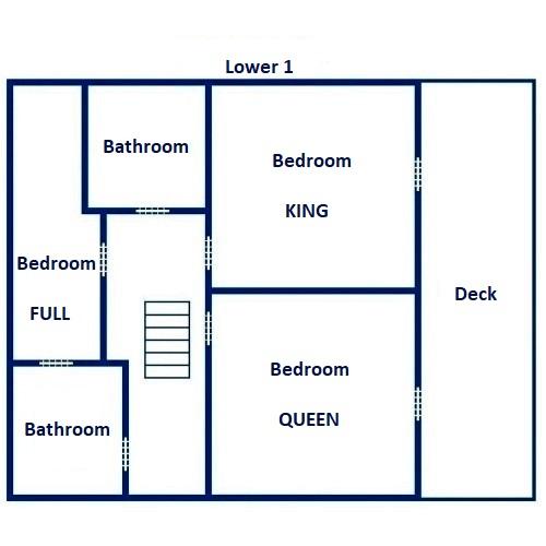 Aaron's Lodge - Lower 1