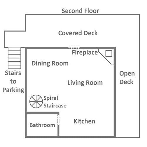 American Pride - Second Floor