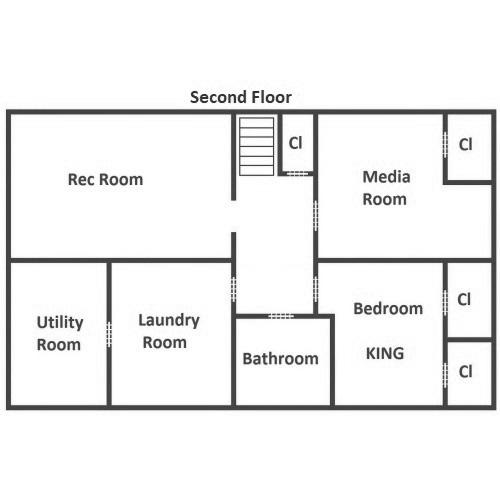 An Unforgettable Cabin - Second Floor
