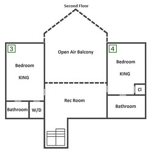 Applewood Manor - Second Floor